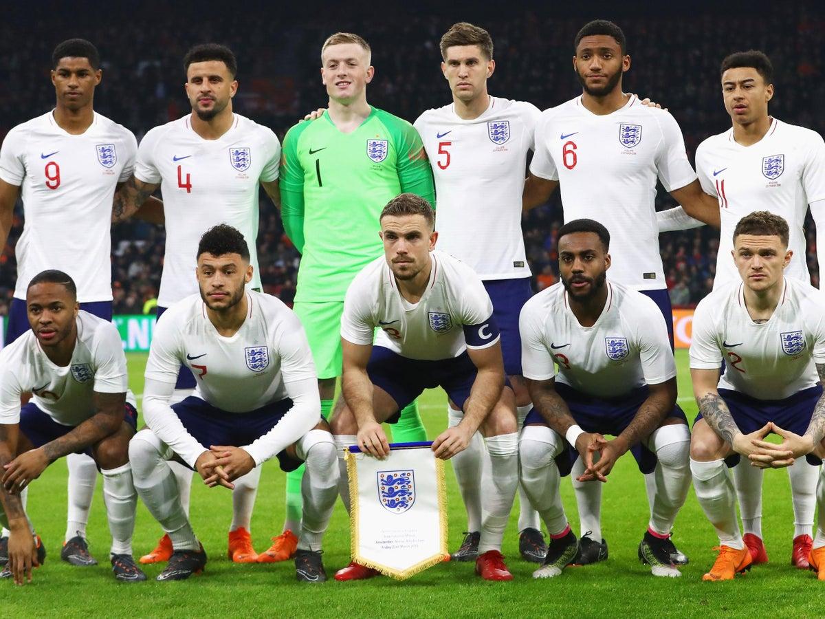 Đã lâu rồi đội tuyển Anh không gây được sự chú ý với màn trình diễn chói sáng trên hàng công thế giới