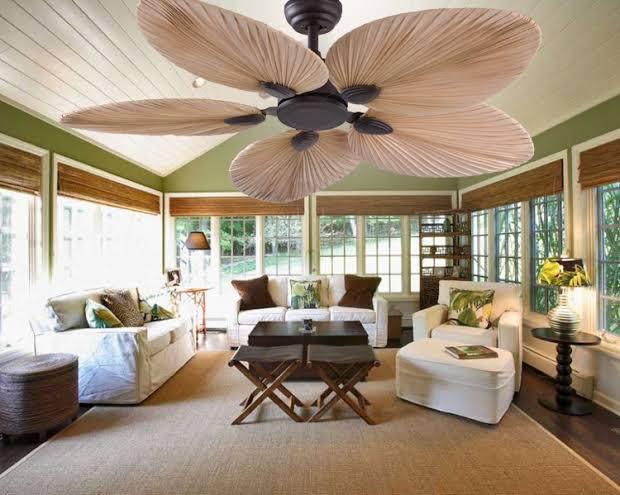 5 พัดลมเพดานเก๋ๆ เน้นคุณภาพ ที่เพิ่มความเย็นให้บ้าน ! 02