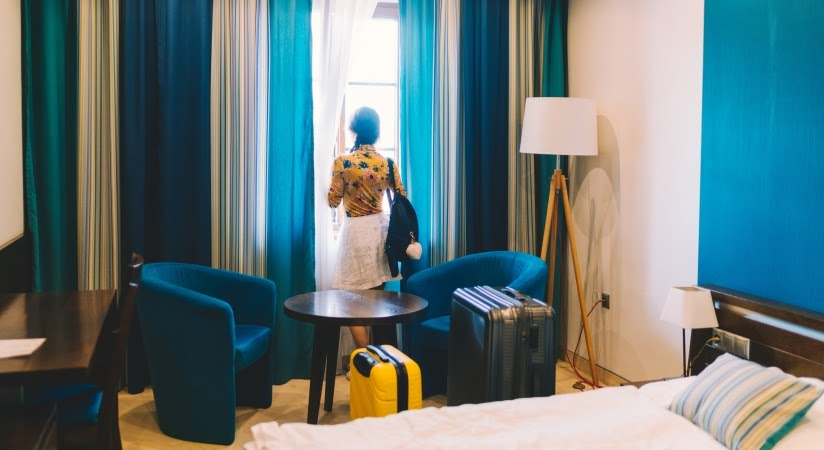 extended-stay hotels can serve as temporary housing