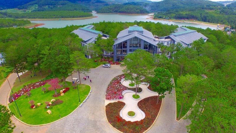 Tìm hiểu thêm về khu nghỉ dưỡng terracotta dalat