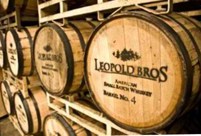 Best Whiskey Tours Denver Leopold Brothers