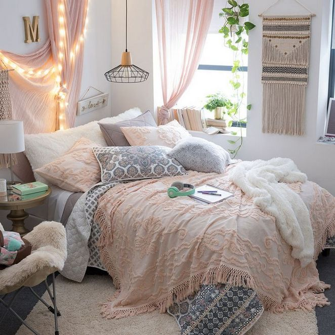 A Truly Dreamy Space with Boho Girl Bedroom Decor