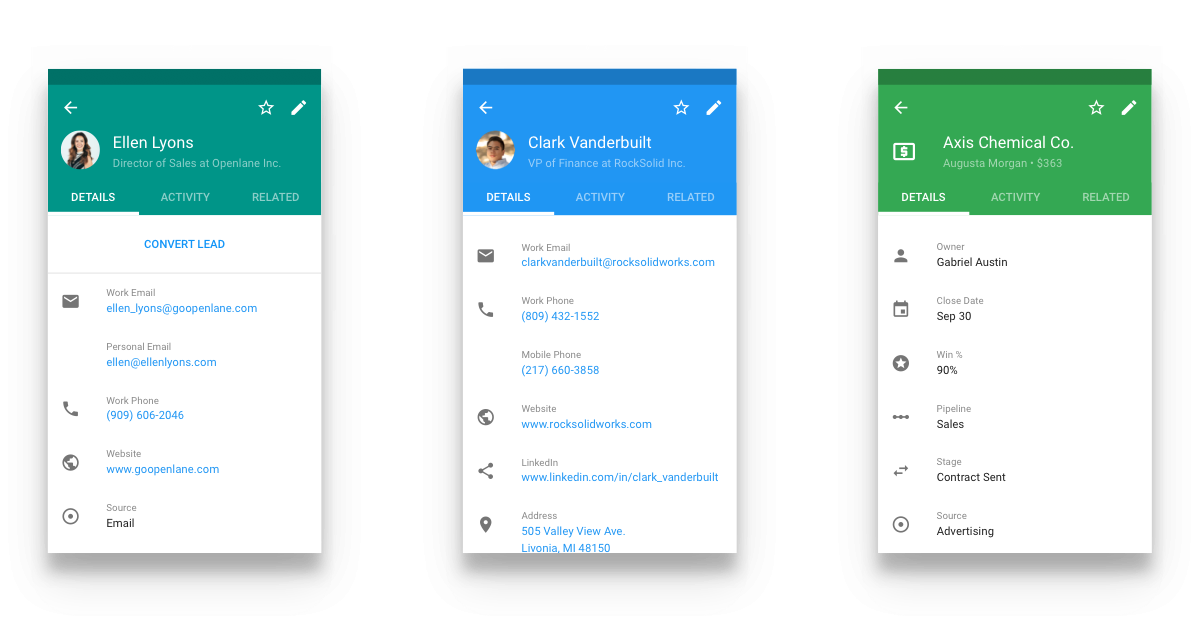 copper crm empowers teams to manage every business relationship