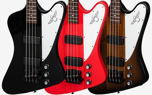 2. Gibson Thunderbird Bass 4 String 2018