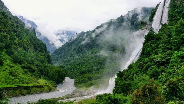 3) Experience the tranquillity of the Nuranang Falls.jpg