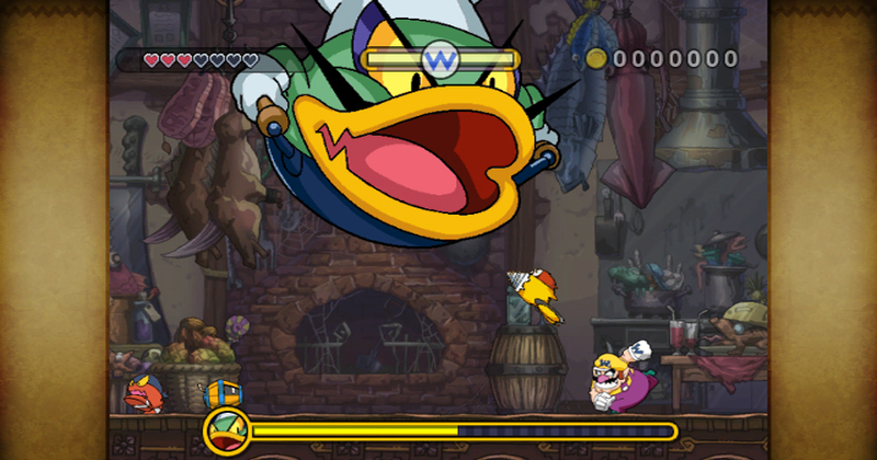 First Impressions: Wario Land: Shake It Easy, Hard | WIRED