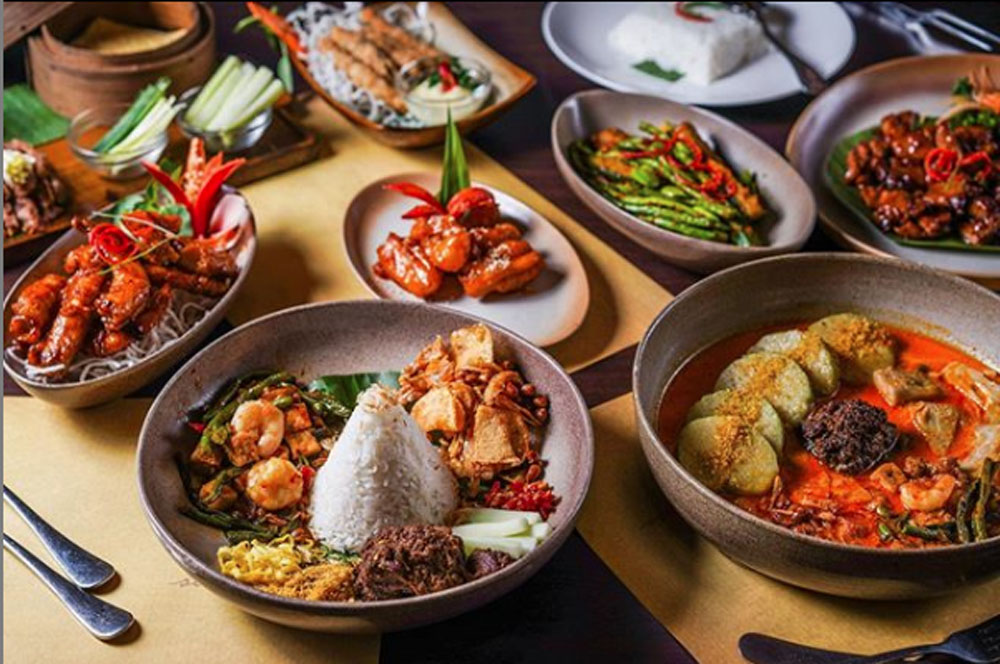 seribu rasa seafood restaurant jakarta