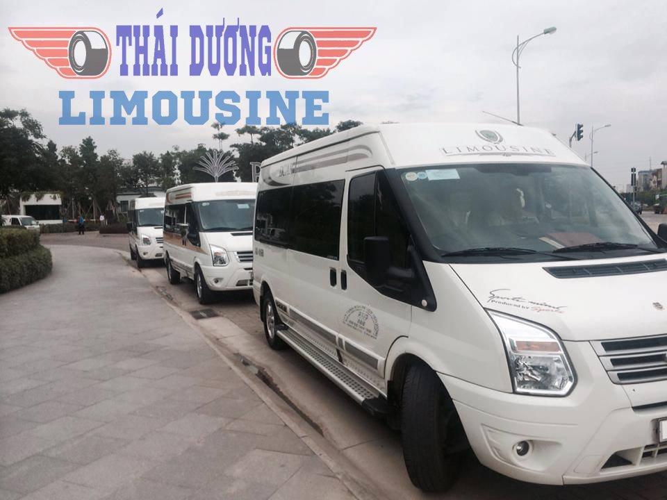 Thái Dương cho thuê Limounise Hồ Chí Minh