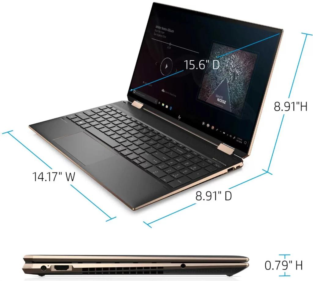 HP Spectre X360 Review 2021