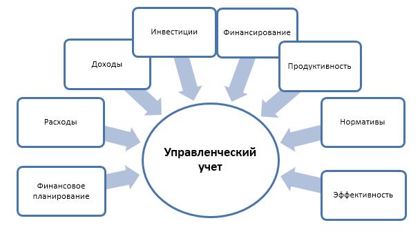 Управленческий учет на предприятии: что это, в чем состоят задачи, ведение,  виды, что является информацией и особенностями, формируемыми в системе,  требования, предъявляемые к ней, что она позволяет, цели заключаются в том,  чтобы