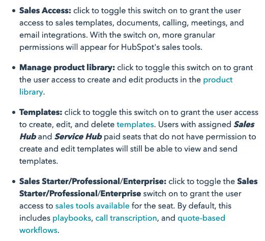 Ways to Limit Sales Access on HubSpot