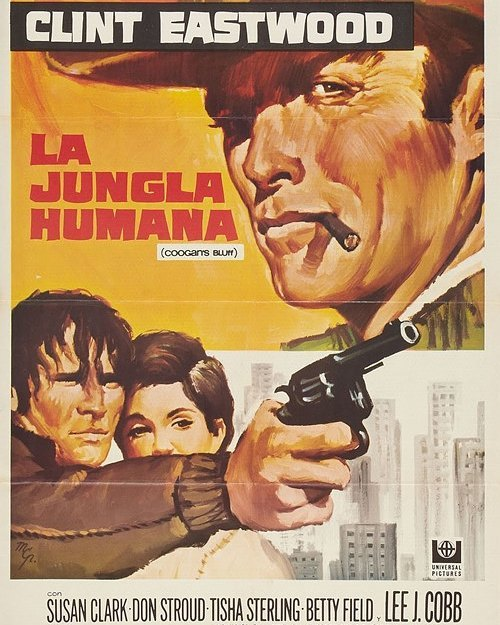 La jungla humana (1967, Don Siegel)