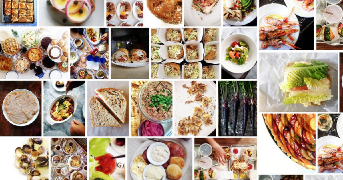 How to Take Awesome Food Photos by Helen Rosner
