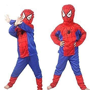Spiderman Costume For Kids