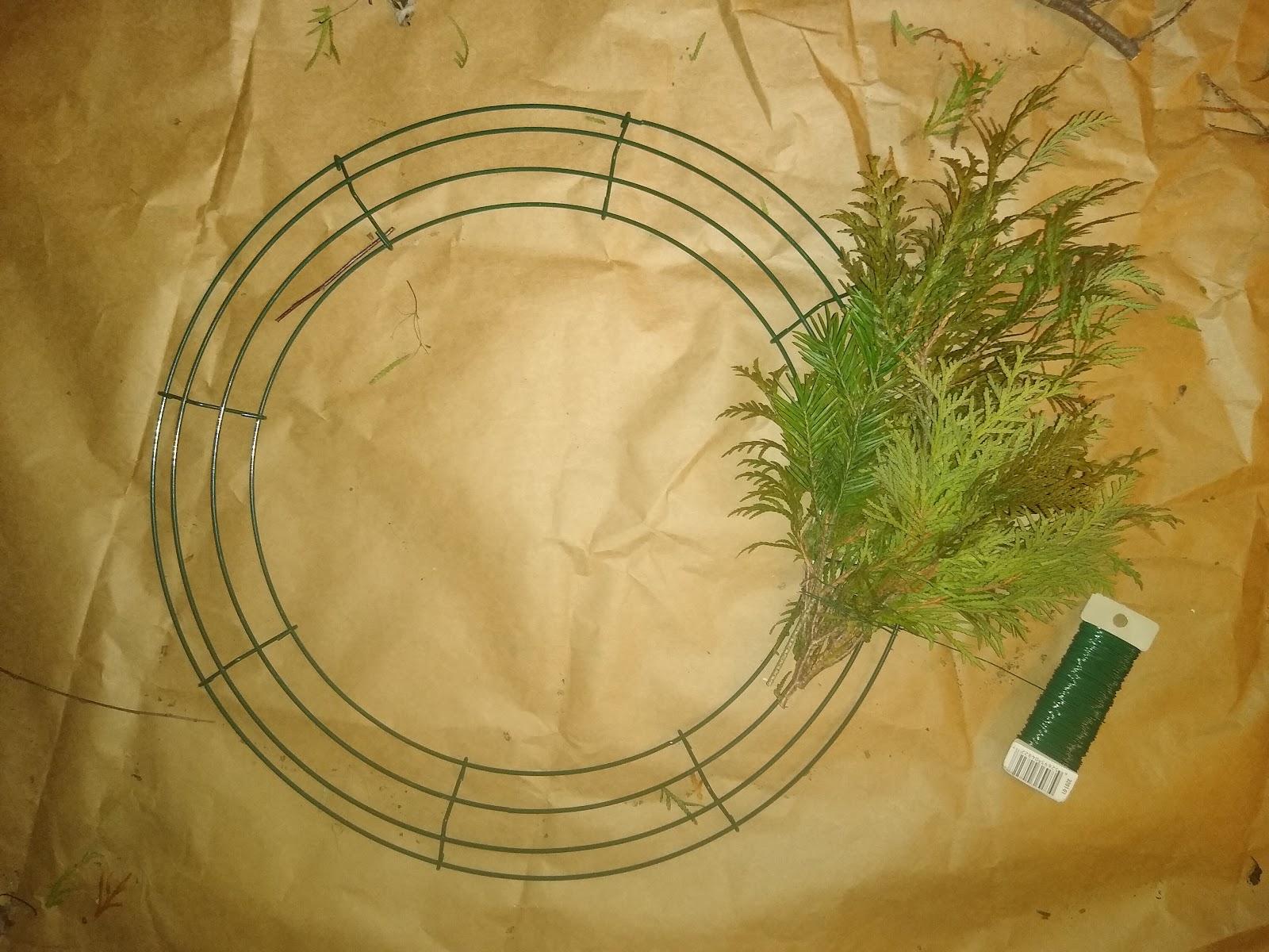 Christmas wreath bundle