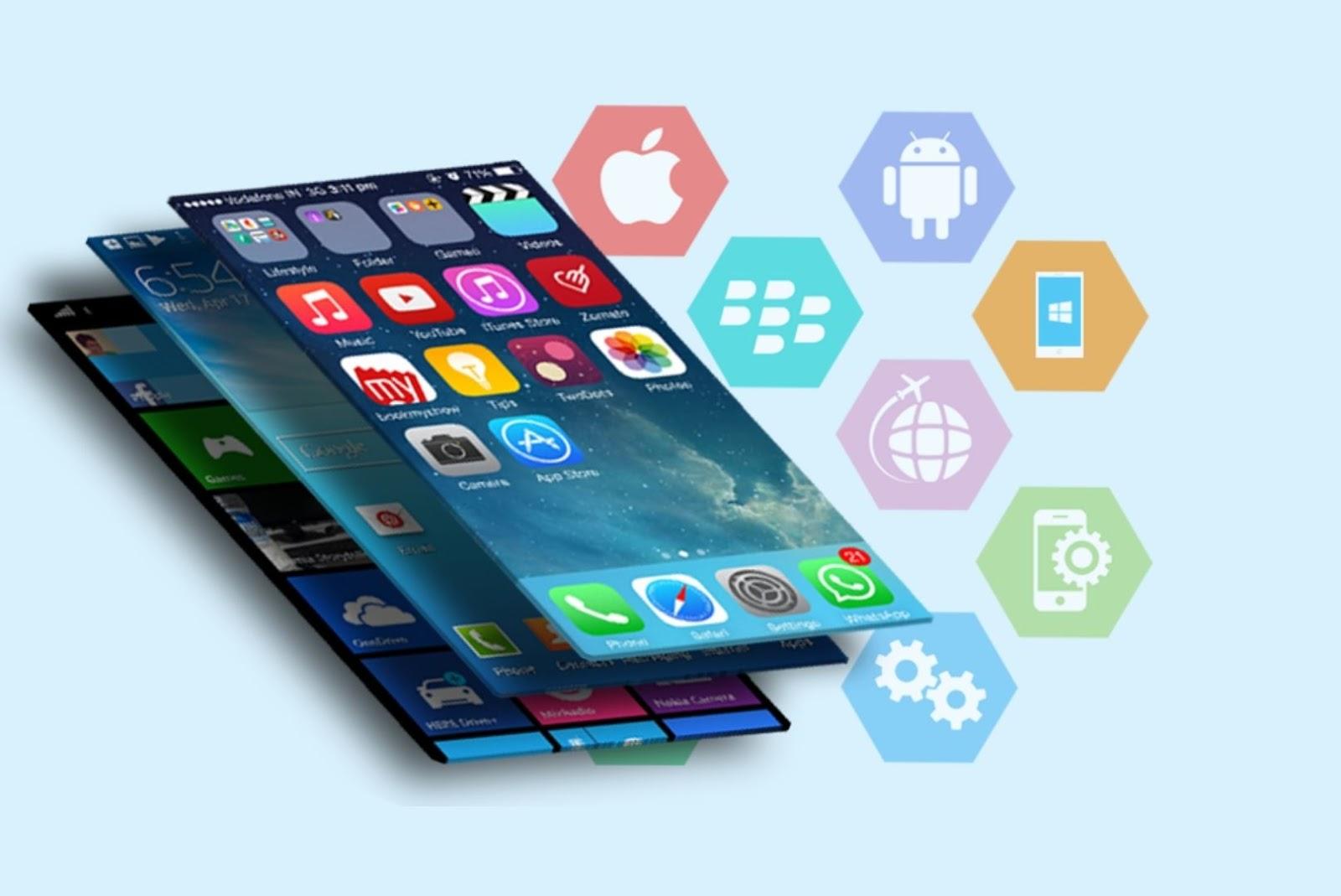Customized mobile app development