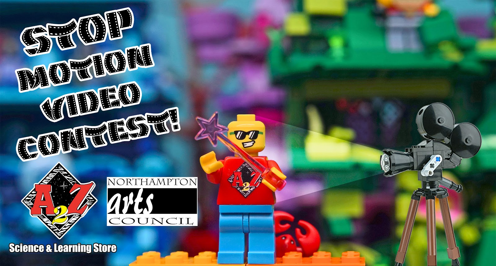 Stop Motion Competition!! : Northampton Arts Council