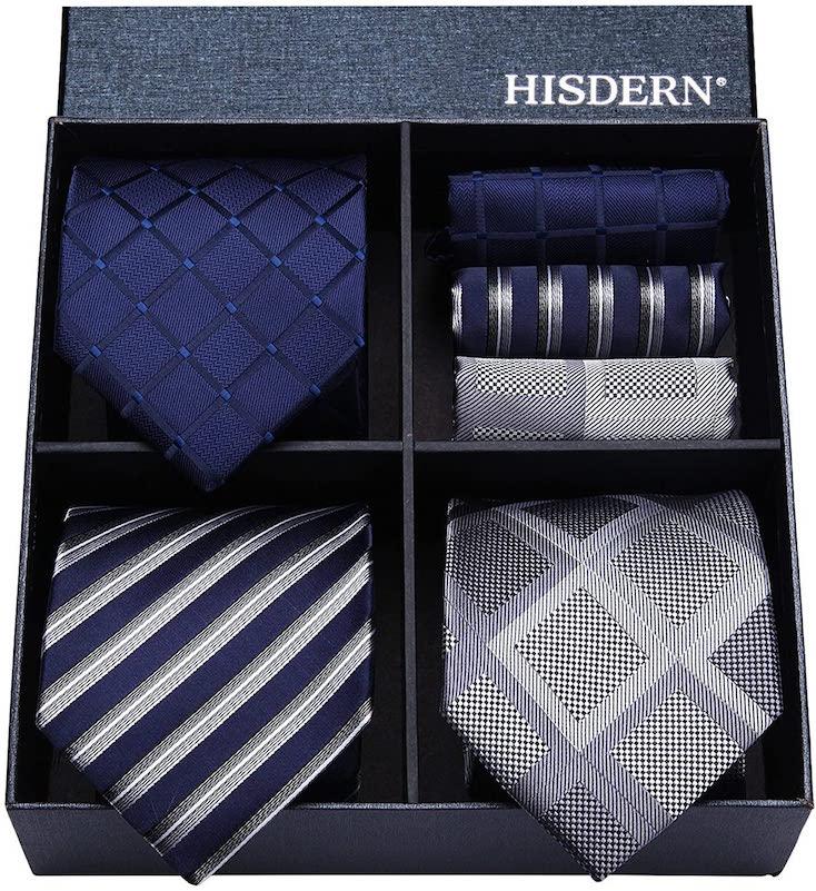 HISDERN(ヒスデン) ブランド品 ネクタイ