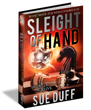 Image result for sue duff - sleight of hand