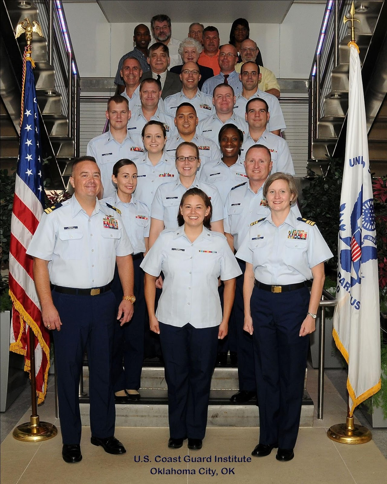 C:UsersCoeffDesktopArmy Base PicsCoast Guard Institute in Oklahoma City, OK2_3b_USCGITeam.jpg