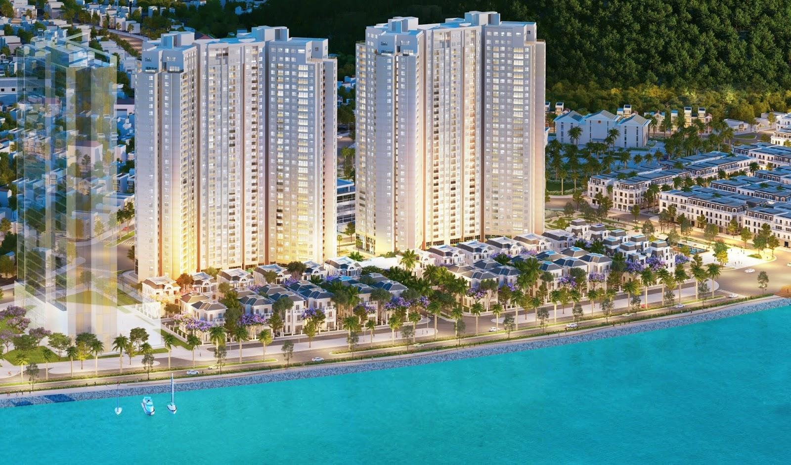 Dự án Sapphire Quảng Ninh – Thiên đường đẳng cấp tại vịnh Hạ Long