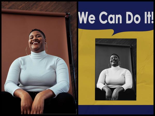 antes e depois de da edição de uma foto