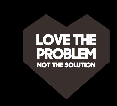 Problèmes. Pas des solutions