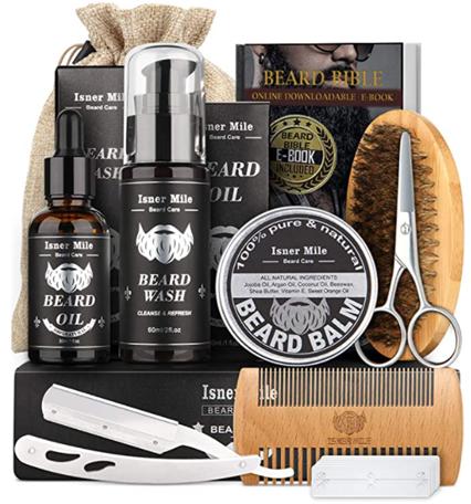 beard kit amazon gift idea men