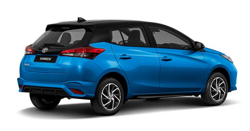 สรุปรถยนต์ : Toyota Yaris 2020