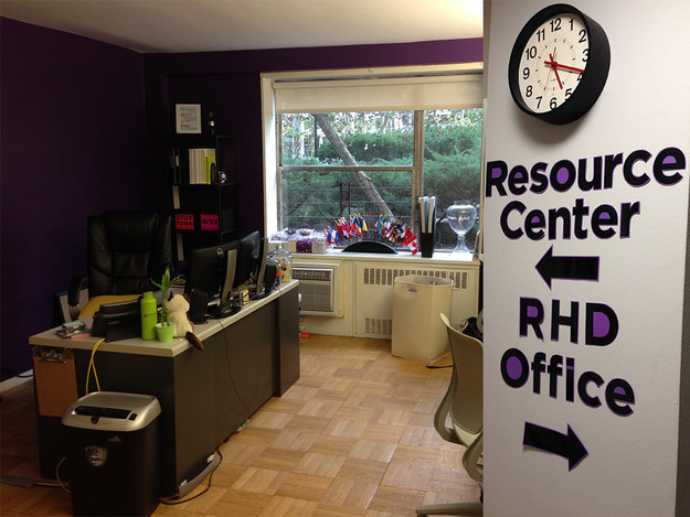Welcome To The Grad Housing Resource Center!