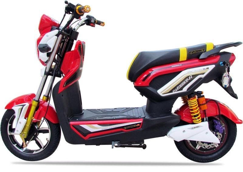 Xe đạp điện bò điên mang nhiều ưu điểm nổi bật