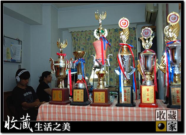 收藏生活之美 台中攝影達人、講師 陳先生 從惜物 收藏 防潮 平凡快樂的品味家庭生活