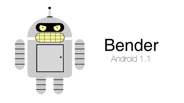 Image result for android bender