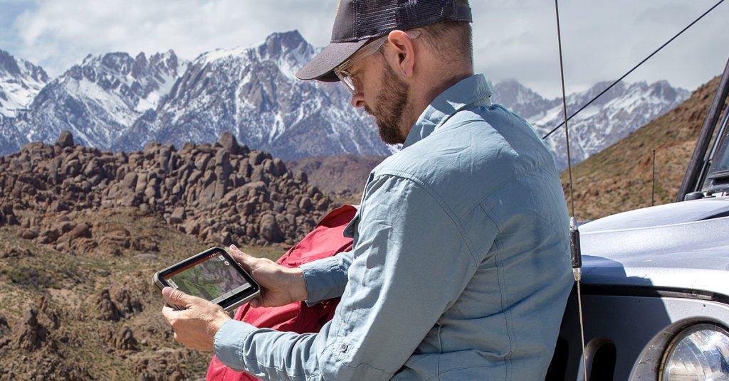 GPS for Overlanding by Garmin