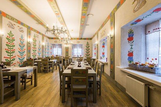 Ресторан «Грай» в Минске
