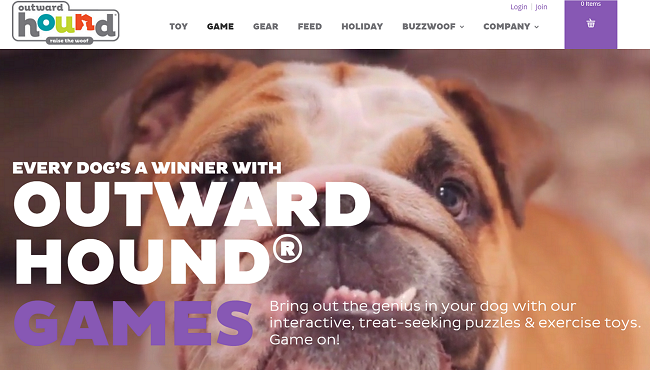 Top 12 Design Firms October - Top Design Firms - Web - Isadora Design - Outward Hound.png