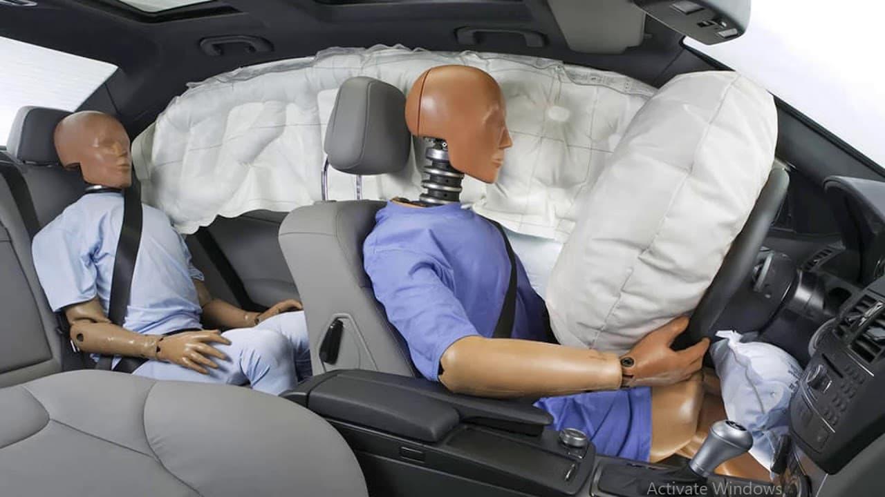 заменить подушки безопасности