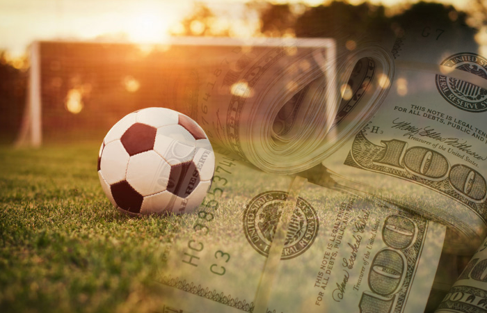 How to make money betting on soccer