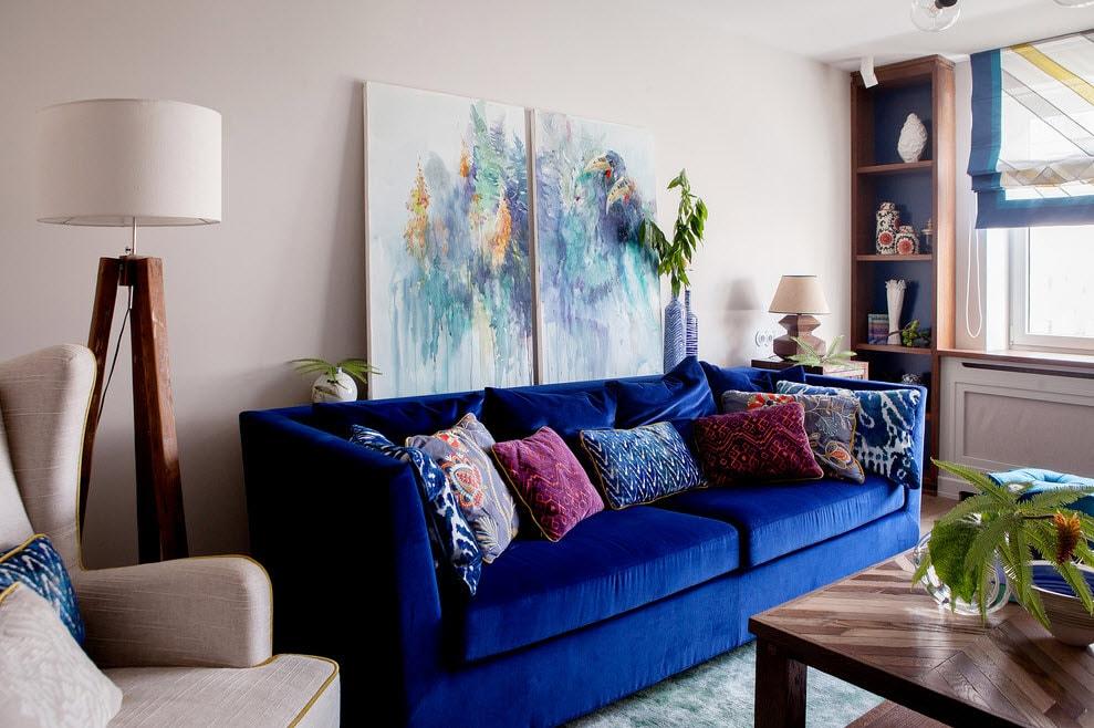 Thiết kế phòng khách hiện đại - Xu hướng chủ chốt của mọi nhà