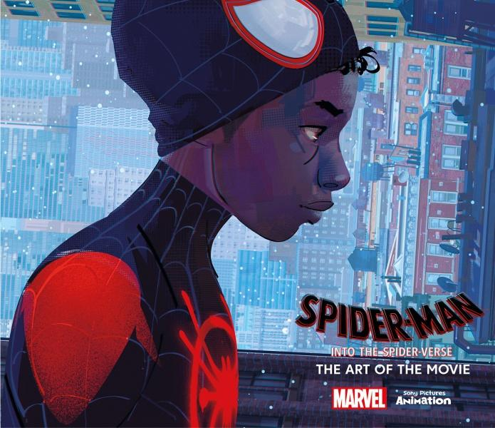 Amazon.com: Spider-Man: Into the Spider-Verse -The Art of the ...