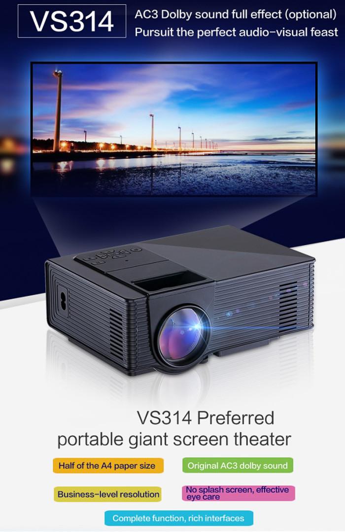 Projecteur LED 1500 Lumens 800 x 480 Prise Peritel TV Pixels Lecteur multimédia HDMI USB TF SD carte www.avalonkef.com10.jpg