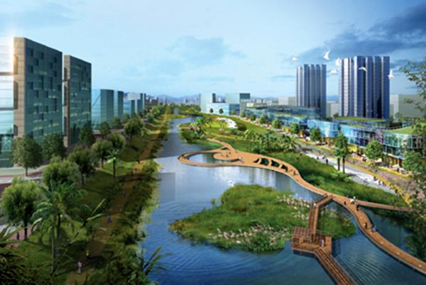 Khu đô thị sông Cấm - Hải Phòng