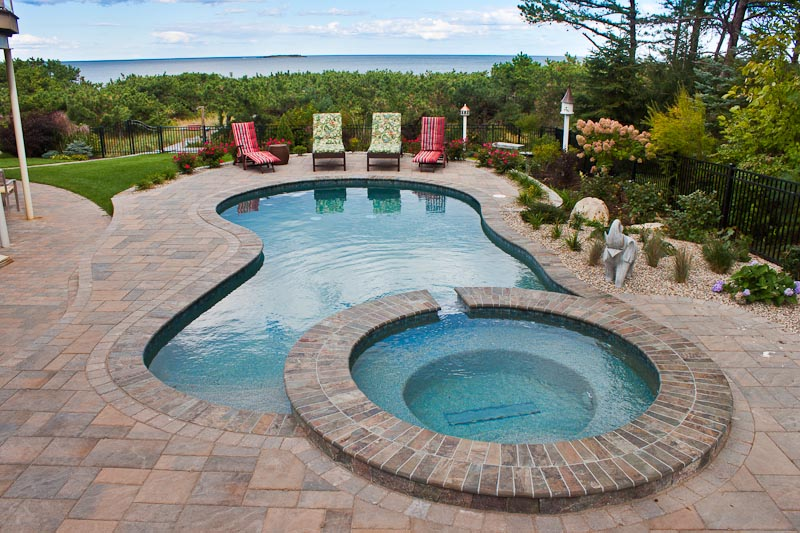 Your New Inground Pool Step By Step Harpeth Valley Hardscapesharpeth Valley Hardscapes
