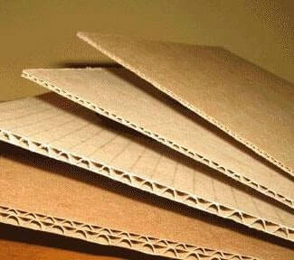 Листовой картон