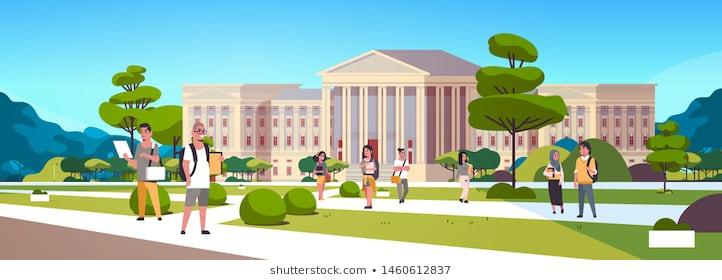 Campus Images, Stock Photos & Vectors | Shutterstock