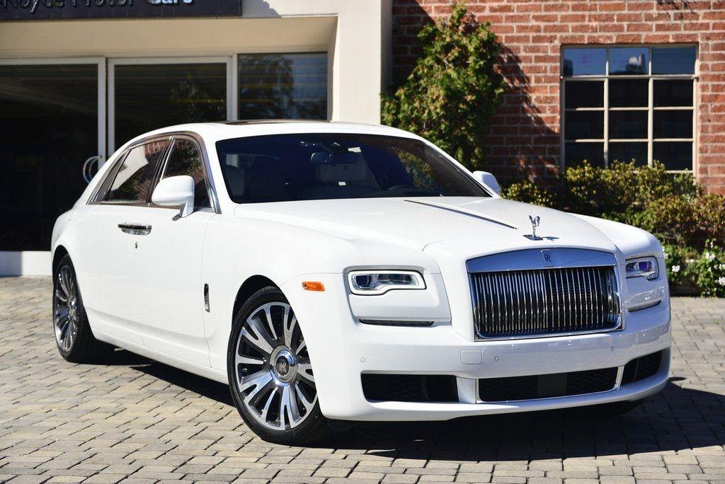 Rolls Royce Ghost 2019 โฉมปัจจุบัน