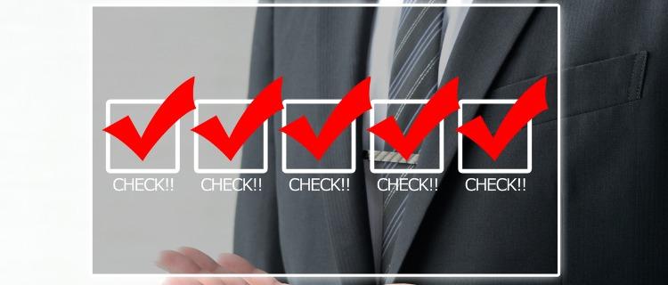 開業資金の融資判断基準をチェック