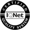 Certificado IQNet de los Cubre Sofa