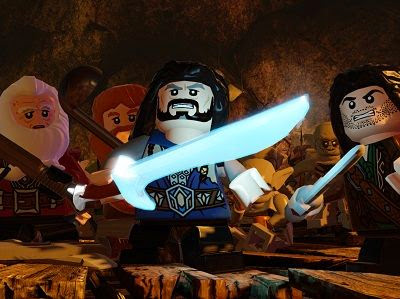 [Trailer] Lego The Hobbit