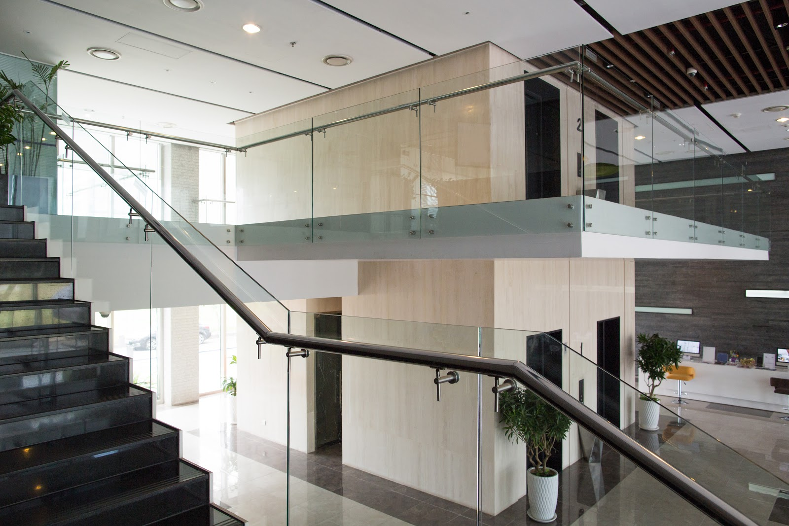 Glass Cleaning by Office Cleaning Service New York